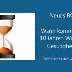 Wann kommt die BU mit 10 Jahren Wartezeit ohne Gesundheitsfragen?