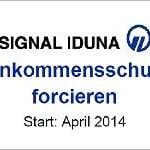 Signal Iduna Berufsunfähigkeitsversicherung: Mit wenig Fragen zur BU