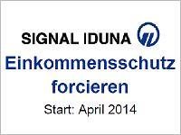 Signal-Iduna Berufsunfähigkeitsversicherung