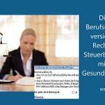 Allianz BU für Rechtsanwälte, Steuerberater, Unternehmensberater…