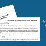 Barmenia Berufsunfähigkeitsversicherung: Bei Anlass wenig Fragen