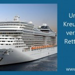 Unrentabel: Kreuzfahrtschiff verzichtet auf Rettungsboote
