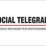 Interview im Social Telegraph über das Bloggen