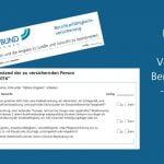 BU-Aktion abgelaufen am 31.03.17: Berufsunfähigkeitsversicherung Volkswohl Bund