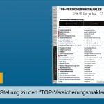 """Statista Stellungnahme zur FOCUS """"TOP-Versicherungsmakler""""-Studie"""
