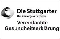 Stuttgarter BU mit vereinfachter Gesundheitsprüfung