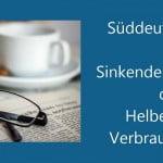 Süddeutsche Zeitung: Helberg kritisiert Verbraucherschützer