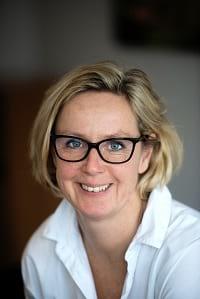 Sylvia Droll vom Team Helberg
