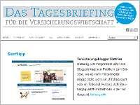 Tagesbriefing Surftipp: Helbergs Blog