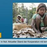 Hilfe für Kinder: Aktueller Stand unserer Kooperation mit terre des hommes