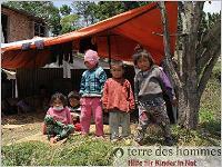 terre des hommes hilft auch in Nepal