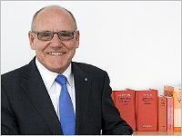 Versicherungsombudsmann Prof. Dr. Günter Hirsch. Quelle: versicherungsombudsmann.de