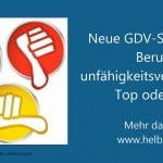 Versichererverband GDV:<br> Neue Statistik zur BU