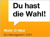 Wahl-O-Mat Quelle: www.bpb.de