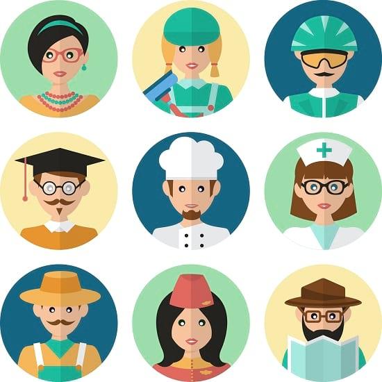 Welcher Beruf ist in der Berufsunfähigkeitsversicherung versichert Grafikquelle: colourbox.com