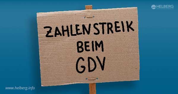 Keine absoluten Zahlen mehr: Zahlenstreik beim GDV