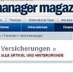 30.01.2012 Zitierung von Matthias Helberg im Manager-Magazin