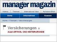 Zitierung von Matthias Helberg im Manager Magazin